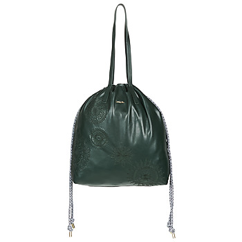 Τσάντες Γυναίκα Cabas / Sac shopping Desigual DARK AMBER TALLIN Green