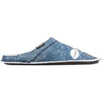 Παπούτσια Γυναίκα Παντόφλες Crocs GRAPHIC SLIPPER 204565-410 blue