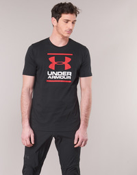 Υφασμάτινα Άνδρας T-shirt με κοντά μανίκια Under Armour GL FOUNDATION SS Black