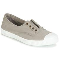 Παπούτσια Χαμηλά Sneakers Victoria INGLESA ELASTICO TINTADA Grey