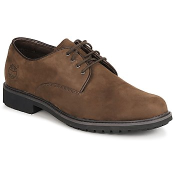 Παπούτσια Άνδρας Derby Timberland EK STORMBUCK PLAIN TOE OXFORD Brown