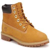 Παπούτσια Αγόρι Μπότες Timberland 6 IN PREMIUM WP BOOT Cognac