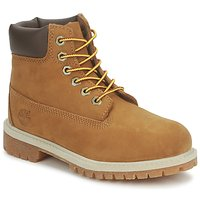 Παπούτσια Παιδί Μπότες Timberland 6 IN PREMIUM WP BOOT RUST / Nubuck / With / Honey