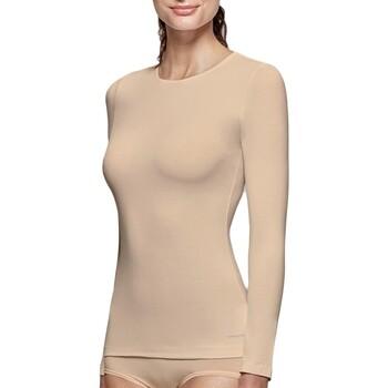 Υφασμάτινα Γυναίκα Μπλουζάκια με μακριά μανίκια Impetus Innovation Woman 8368898 144 Beige
