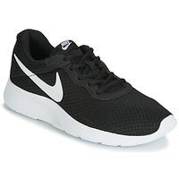 Παπούτσια Άνδρας Χαμηλά Sneakers Nike TANJUN Black / Άσπρο