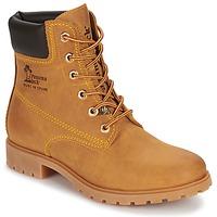 Παπούτσια Γυναίκα Μπότες Panama Jack PANAMA Yellow