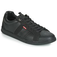 Παπούτσια Άνδρας Χαμηλά Sneakers Levi's TULARE Black