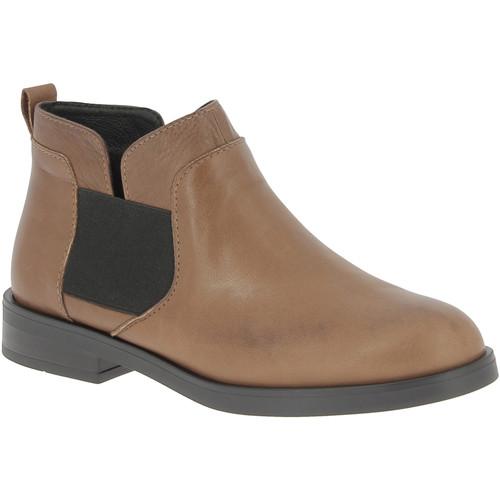 Παπούτσια Γυναίκα Μπότες Nikolas 182R-TAMNA marrone