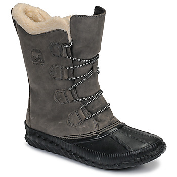 Παπούτσια Γυναίκα Snow boots Sorel OUT N ABOUT PLUS TALL Grey
