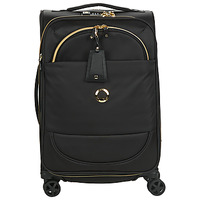 Τσάντες Valise Souple Delsey MONTROUGE CAB EXTENSIBLE 4R 55CM Black