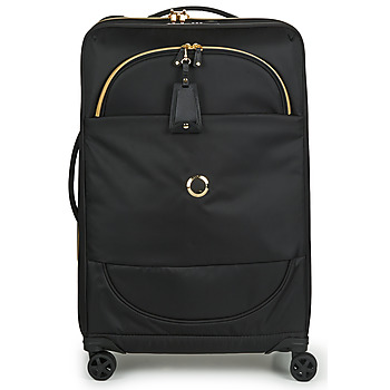 Τσάντες Valise Souple Delsey MONTROUGE EXTENSIBLE 4R 68CM Black