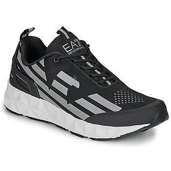Παπούτσια Άνδρας Χαμηλά Sneakers Emporio Armani EA7 ULTIMATE C2 KOMBAT U Black