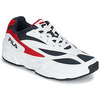 Παπούτσια Άνδρας Χαμηλά Sneakers Fila V94M LOW Άσπρο / Red