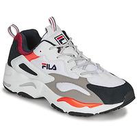 Παπούτσια Άνδρας Χαμηλά Sneakers Fila RAY TRACER Άσπρο / Μπλέ