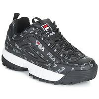 Παπούτσια Γυναίκα Χαμηλά Sneakers Fila DISRUPTOR LOGO LOW WMN Black
