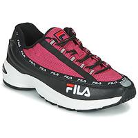 Παπούτσια Γυναίκα Χαμηλά Sneakers Fila DSTR97 Black / Ροζ