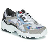 Παπούτσια Γυναίκα Χαμηλά Sneakers Fila SELECT WMN Silver