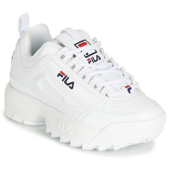 Παπούτσια Παιδί Χαμηλά Sneakers Fila DISRUPTOR KIDS Άσπρο