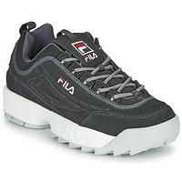 Παπούτσια Άνδρας Χαμηλά Sneakers Fila DISRUPTOR LOW Grey