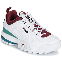 Παπούτσια Γυναίκα Χαμηλά Sneakers Fila DISRUPTOR  CB LOW WMN Άσπρο