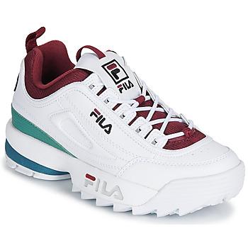 Xαμηλά Sneakers Fila DISRUPTOR CB LOW WMN ΣΤΕΛΕΧΟΣ: Συνθετικό & ΕΠΕΝΔΥΣΗ: Ύφασμα & ΕΣ. ΣΟΛΑ: Συνθετικό & ΕΞ. ΣΟΛΑ: Συνθετικό