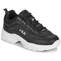 Παπούτσια Γυναίκα Χαμηλά Sneakers Fila STRADA LOW WMN Black