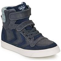 Παπούτσια Παιδί Ψηλά Sneakers Hummel STADIL WINTER HIGH JR Μπλέ