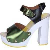 Παπούτσια Γυναίκα Γόβες Suky Brand BS18 πράσινος