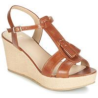Παπούτσια Γυναίκα Σανδάλια / Πέδιλα Bocage HERLE Cognac