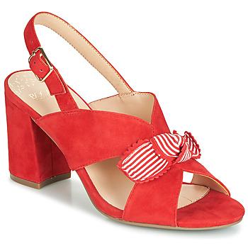 Παπούτσια Γυναίκα Σανδάλια / Πέδιλα Bocage PAULIN Red