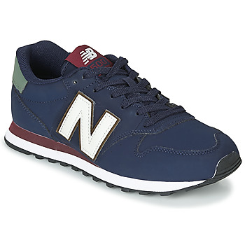 Παπούτσια Χαμηλά Sneakers New Balance 500 Μπλέ