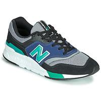 Παπούτσια Άνδρας Χαμηλά Sneakers New Balance 997 Black / Μπλέ
