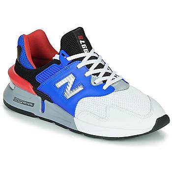 Παπούτσια Άνδρας Χαμηλά Sneakers New Balance 997 Άσπρο / Μπλέ