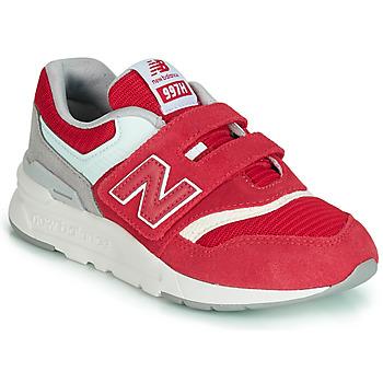 Παπούτσια Παιδί Χαμηλά Sneakers New Balance 997 Red