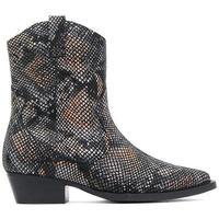 Παπούτσια Γυναίκα Μποτίνια Bronx  Black