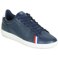 Παπούτσια Άνδρας Χαμηλά Sneakers Le Coq Sportif COURTSTAR SPORT Μπλέ / Άσπρο