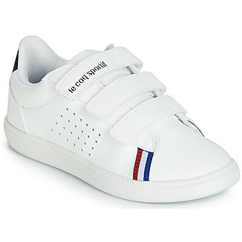 Xαμηλά Sneakers Le Coq Sportif COURTSTAR PS SPORT BBR ΣΤΕΛΕΧΟΣ: Συνθετικό & ΕΠΕΝΔΥΣΗ: Ύφασμα & ΕΣ. ΣΟΛΑ: Ύφασμα & ΕΞ. ΣΟΛΑ: Καουτσούκ