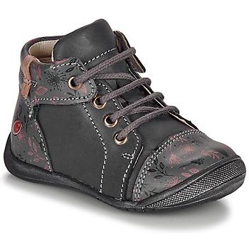 Παπούτσια Κορίτσι Μπότες GBB OLSA Grey / Ροζ