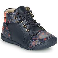 Παπούτσια Κορίτσι Μπότες GBB OLSA Μπλέ