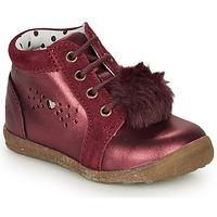 Παπούτσια Κορίτσι Μπότες Catimini CALISTA Bordeaux
