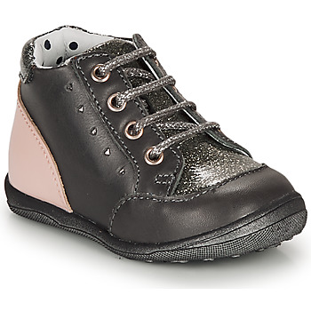 Παπούτσια Κορίτσι Μπότες Catimini CLELIA Grey / Ροζ