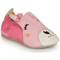 Παπούτσια Κορίτσι Παντόφλες Catimini CAPUCINE Ροζ
