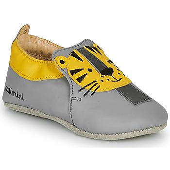 Παπούτσια Αγόρι Παντόφλες Catimini CALINOU Vte / Grey / Dpf / Souple