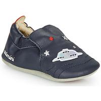 Παπούτσια Αγόρι Παντόφλες Catimini CASPARO Vte / Marine / Dpf / Souple