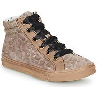 Παπούτσια Κορίτσι Ψηλά Sneakers Catimini CALENDULE Leopard