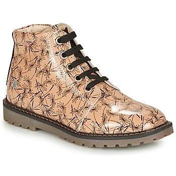 Παπούτσια Κορίτσι Μπότες GBB NAREA Ροζ / Black