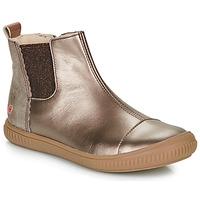 Παπούτσια Κορίτσι Μπότες GBB ONAO Bronze / Taupe