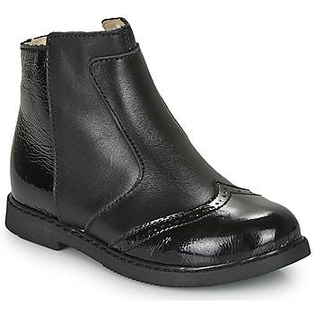 Μπότες GBB OURIETTE ΣΤΕΛΕΧΟΣ: & ΕΠΕΝΔΥΣΗ: Δέρμα χοίρου & ΕΣ. ΣΟΛΑ: Δέρμα χοίρου & ΕΞ. ΣΟΛΑ: Καουτσούκ