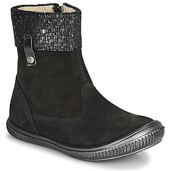 Παπούτσια Κορίτσι Μπότες GBB ORANTO Black