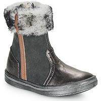 Παπούτσια Κορίτσι Μπότες GBB OZOE Grey